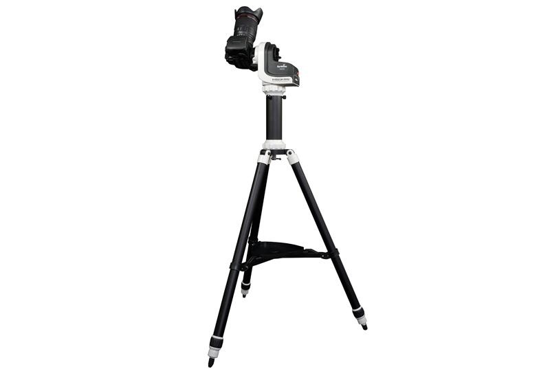 Skywatcher teleskop montierung az gti mit stativ