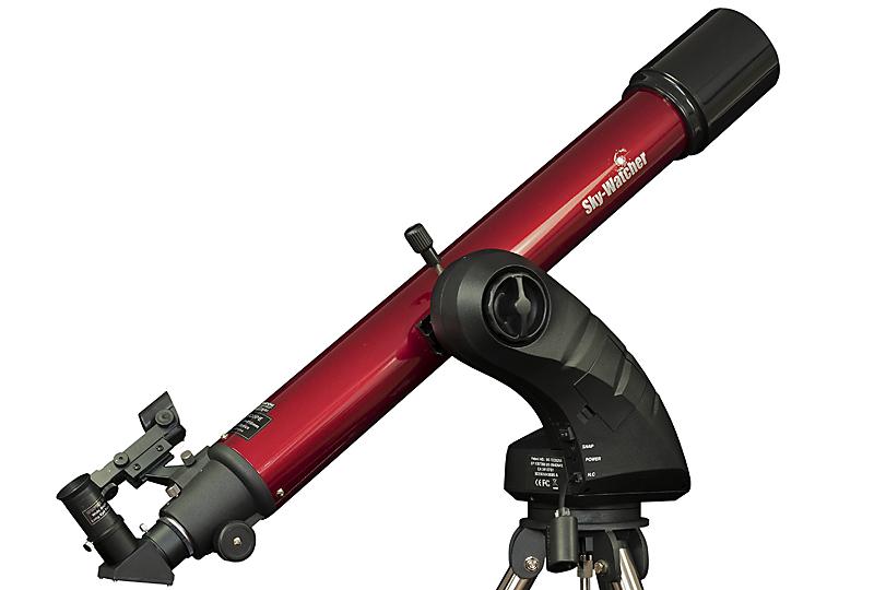 Купить телескоп sky watcher star discovery mak synscan goto в