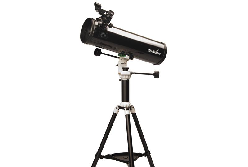 Teleskop luneta newton bresser messier n  eq