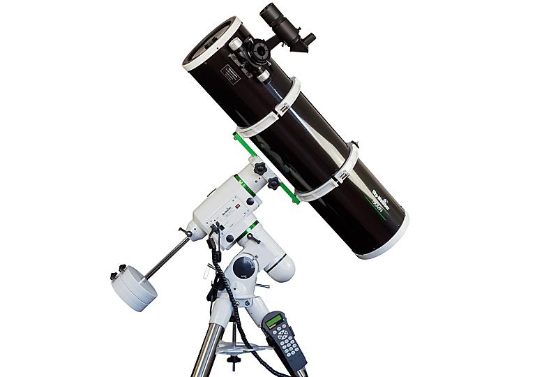 Skywatcher teleskop explorer 190mn mit eq6pro synscan