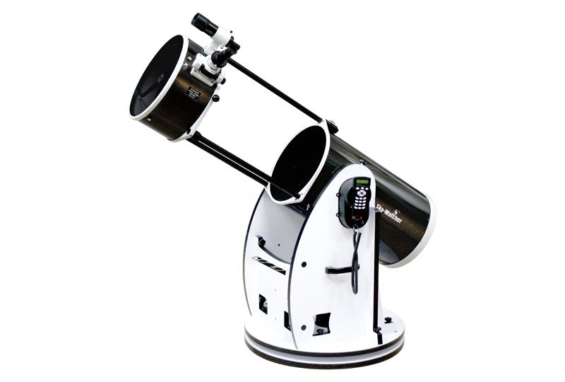 Skywatcher teleskop skyliner p flextube dobson goto